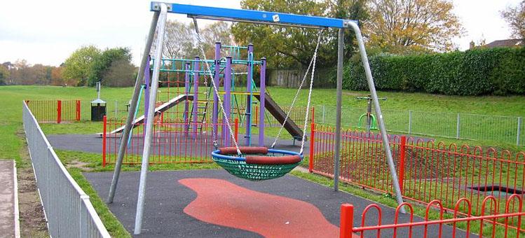 Children's playground equipment 02